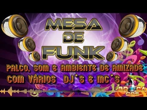 MESA DE FUNK 2017 ÁUDIO DO MC SUNDA NO ALÔ DA GALERA (BROCA CDS)
