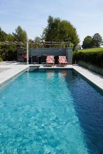 Saubere Sache: Der Living-Pool von BIOTOP kommt ohne Chlor und giftige Chemikalien aus.
