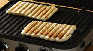 How to Make a Panini using Pillsbury refrigerated Crusty French Loaf or Country Italian Bread dough.