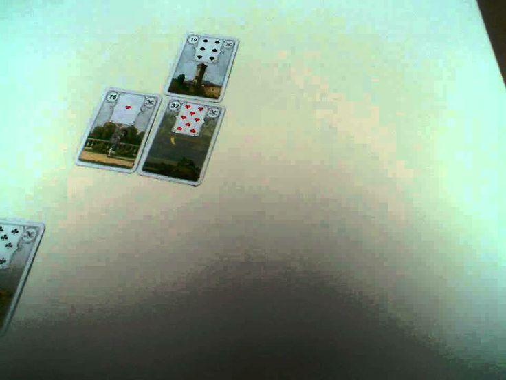 Kartenlegen lernen gratis | Mond | Gemütszustand Depression | Lenormandk...