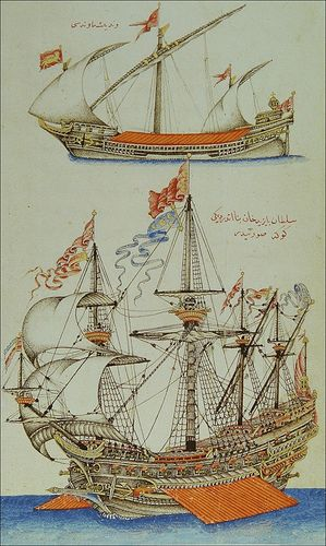OTTOMAN EMPIRE NAVY NAVIGATION (52) | Flickr - Photo Sharing!