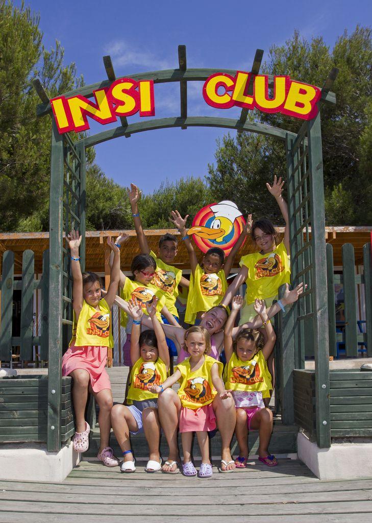 Insotel Club Maryland. Insi Club.