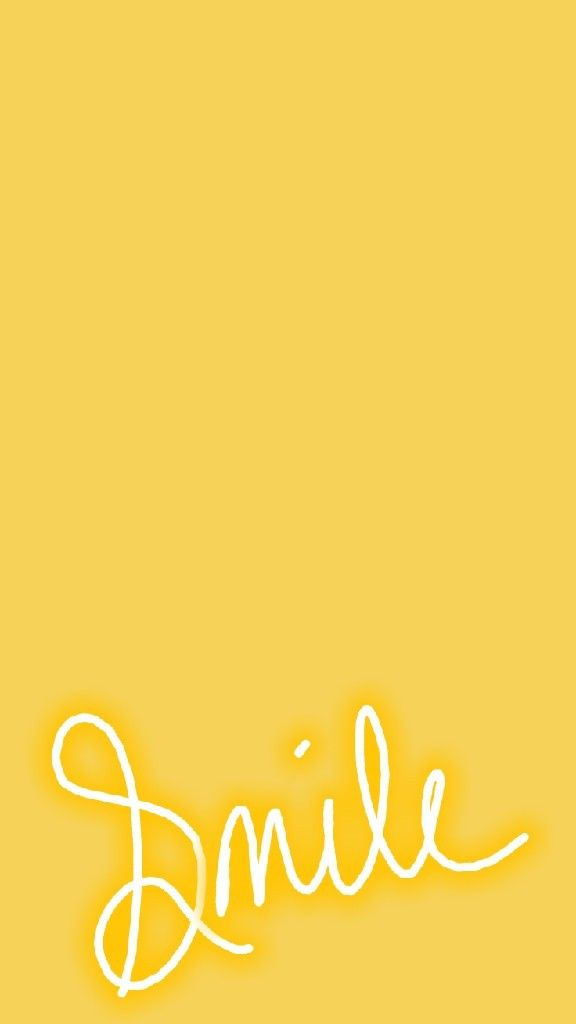 Wallpaper Lockscreen Background Yellow Happy Smile Iphone Quotes Cute Ad Wallpaper Iphone Quotes Backgrounds Wallpaper Iphone Quotes Wallpaper Quotes