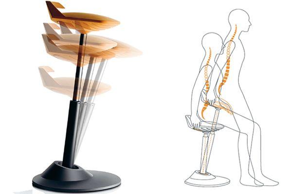 Muvman : le siège qui s'adapte à vous et non l'inverse