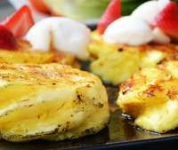 Grilled Fruit: Grilled Pineapple Recipe With Cinnamon And Honey | Girls Gone Sporty