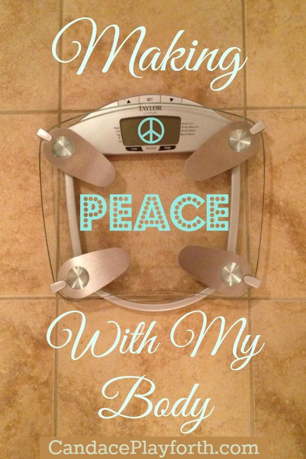 Finally making peace with my body has been a lifelong process. Do you struggle with body image issues too? Find encouragement here and learn how to break this unnecessary cycle regardless of your weight, size, or shape.