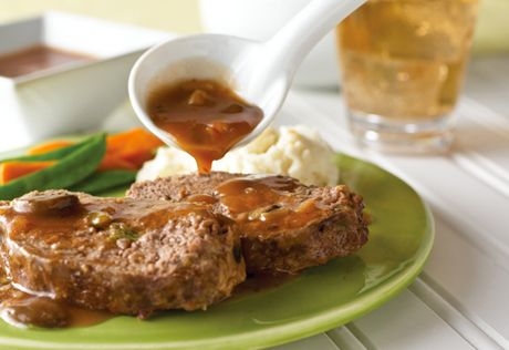 This moist and flavorful meatloaf is kicked up with the addition of picante sauce. Serve it with mashed potatoes for a hearty and delicious meal that's guaranteed to please.
