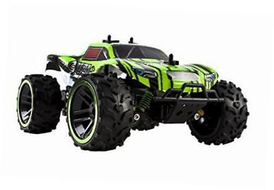 ﹩52.75. speed muscle remote control rc buggy 2.4ghz 1:16 scale truggy ready to run w/    color - green, manufacturer - Vokodo, brand - Vokodo, mpn - 0921827-QY1805A, ean - 0646223410600, upc - 646223410600, Shipping - US Free Shipping, Tax - No Tax, UPC - 646223410600, EAN - 0646223410600