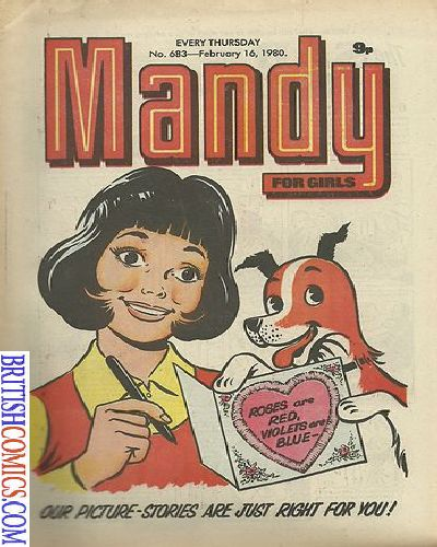 Mandy Comic Covers Gallery.loved this comic saved pocket money each week to buy it.