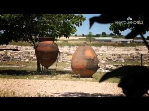Γνωρίστε τον Μέγα Αλέξανδρο με τα Anatolia Hotels - YouTube