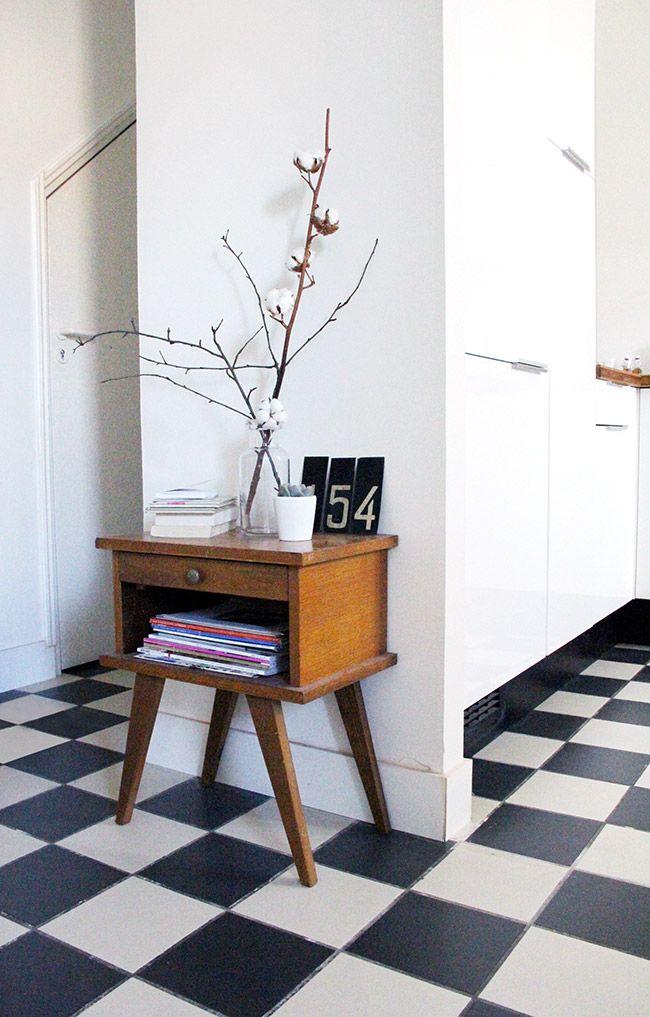 17 best ideas about 50s kitchen on pinterest retro for Petit carreaux faience