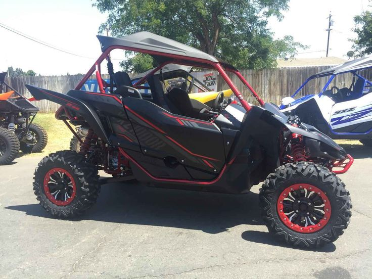New 2017 Yamaha YXZ1000R SS SE ATVs For Sale in California. 2017 YAMAHA YXZ1000R SS SE, In Stock now! Come check out the new Sport Shift model!All-New Yamaha Sport Shift 5-Speed Sequential Shift TransmissionYamaha breaks new ground with Yamaha Sport Shift, a sequential 5-speed manual transmission featuring Yamaha Chip Controlled Shift (YCC-S) technology. This system combines the power, durability and efficiency of a traditional manual transmission with an advanced automatic clutch system…