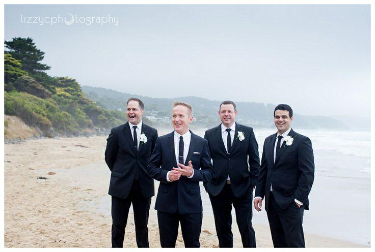 Suzi &  Simm's Lorne Wedding  #mantra #lorne #wedding #beach #greatoceanroad