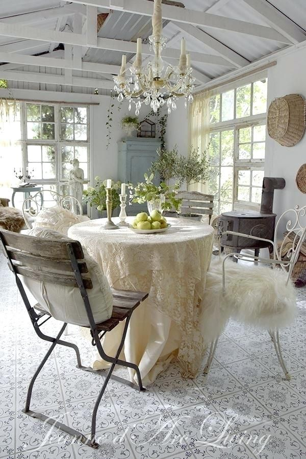 French Country Shabby Chic Cottage Decor French Country