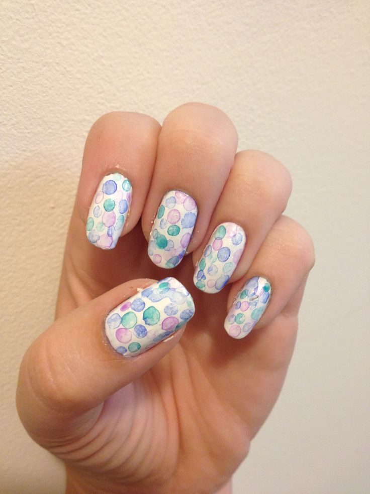 Bubble Nails: 95 Best Nails By Yours Truly Images On Pinterest
