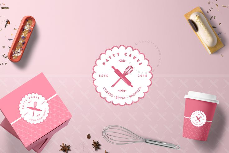 Are you looking for a logo and you're out of time? Customize this logo for your bakery: http://one-giraphe.com/prev.php?c=224   #logo #logostore #brandidentity #logodesign #graphicdesign #designer #bakery #etsy #needlogo #bakery #cake #cupcake #sweet #pink #packaging #designer #logodesign #logodesigner #etsy #behance #apron #whisk #roll #baker #bake #pink #customize #stocklogos #etsylogo #etsydesigner