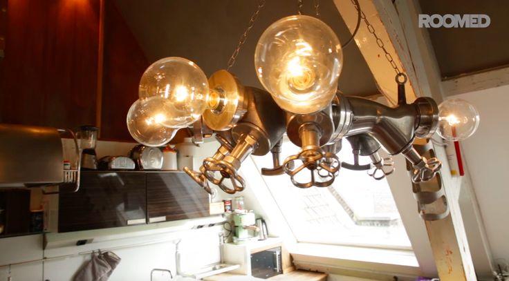 Roomed kijkt binnen bij: de mannelijke loft van Stef van der Bijl - Roomed | roomed.nl