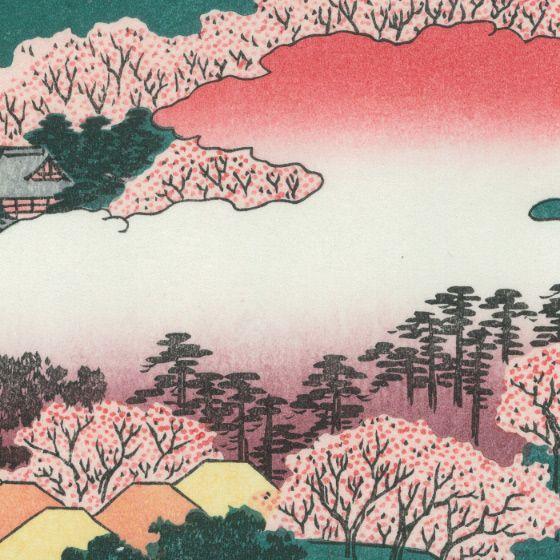 浮世絵 春の海 - Google 検索