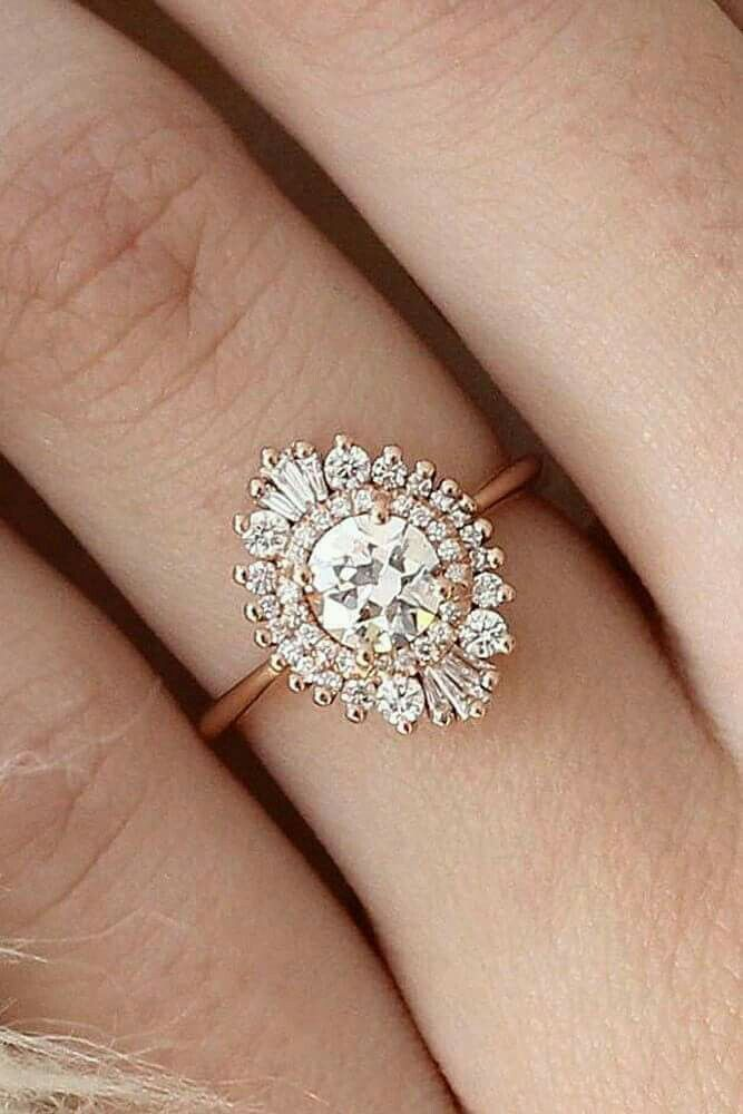 101 besten bagues de mariage Bilder auf Pinterest