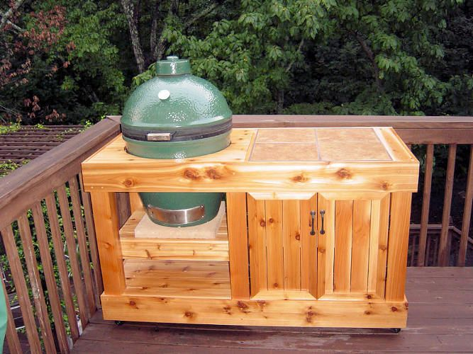 11 Best Images About Grill Tables On Pinterest Ceramics