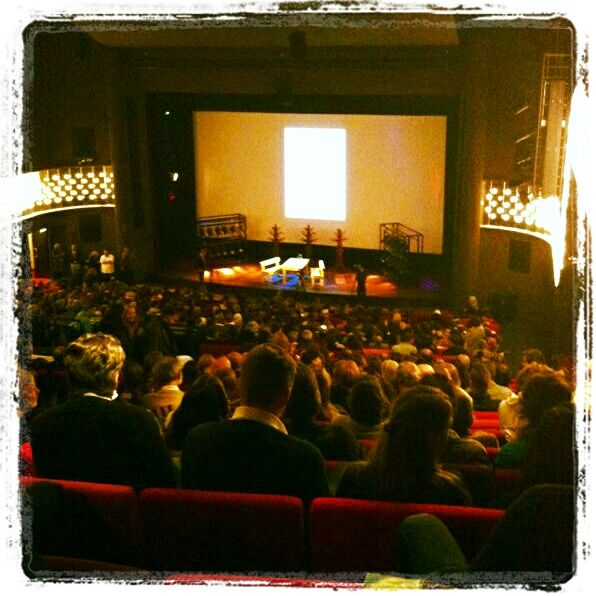 Oude Luxor, IFFR 2013.