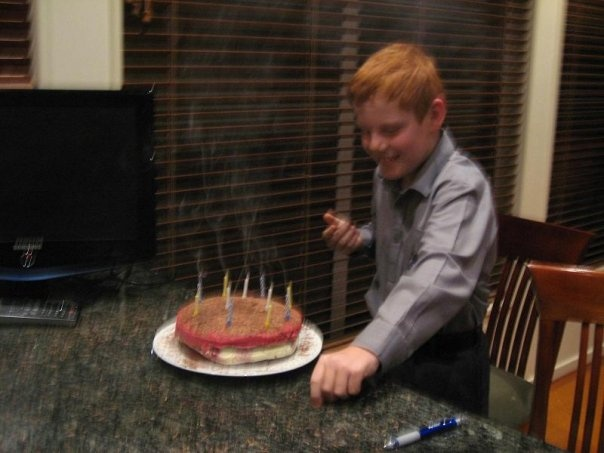 Connor's cake
