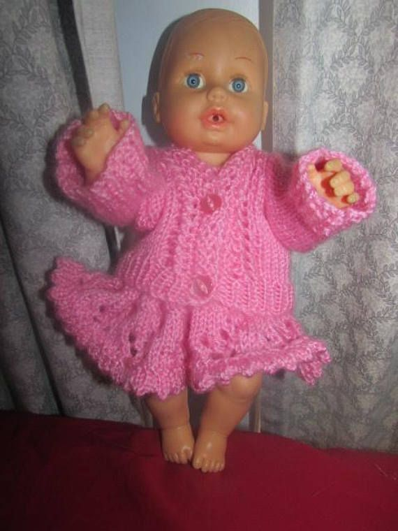 Hand made dolls clothes