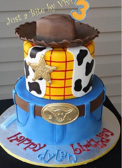Tartas, Galletas Decoradas y Cupcakes: Paso a Paso Toy Story