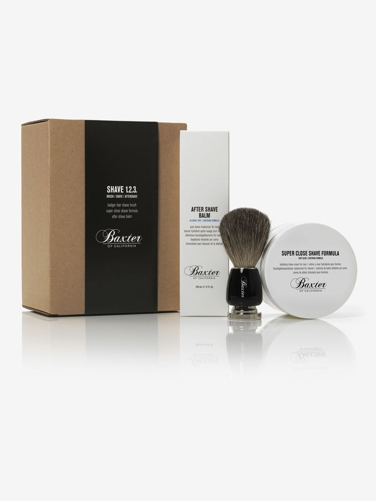 BAXTER OF CALIFORNIA , Shave 1.2.3 Tıraş Kiti #shopigo#shopigono17#beauty#fashion#luxury#stylist#accessories#health#beautyproducts