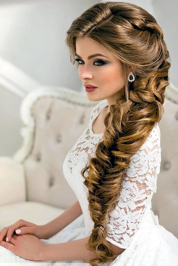 Hairstyles For Brides best 25 bridal hairstyle inspiration ideas on pinterest volume updo bride hairstyles and wedding updo 40 Ravishing Wedding Hairstyles For Brides 2017 Edition Wedding And Weddings