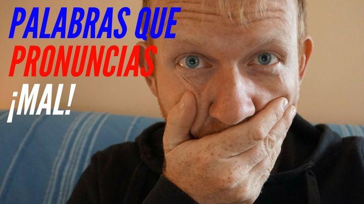 10 palabras que pronuncias mal en inglés - INGLÉS AMERICANO