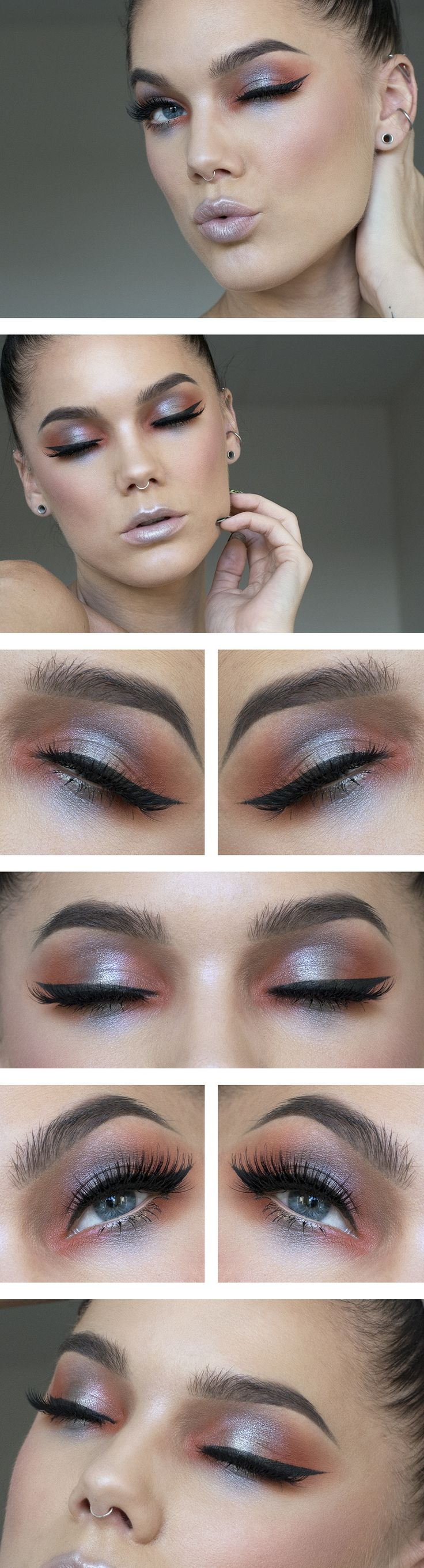 Todays look – Evening grey
