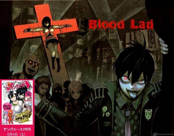 L'anime di Blood Lad a luglio in TV