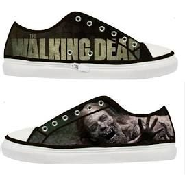 walking dead shoes adult boys or girls doesn't matter!!!! I want these!!!!!!