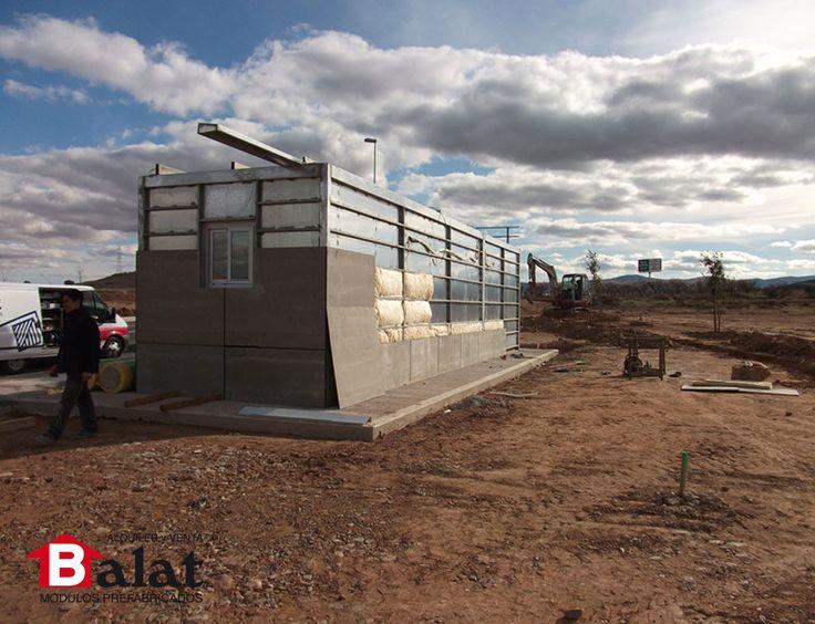 17 mejores ideas sobre casetas prefabricadas en pinterest - Casas prefabricadas en navarra ...