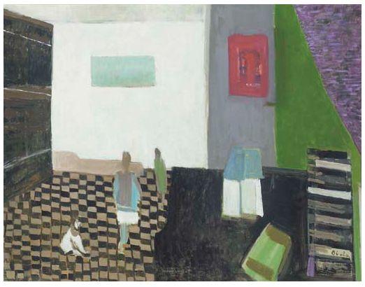 Janice Biala, The House Sale