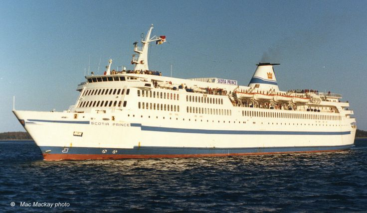 Old Time Cruise Ship Shipfax Where Are They Now