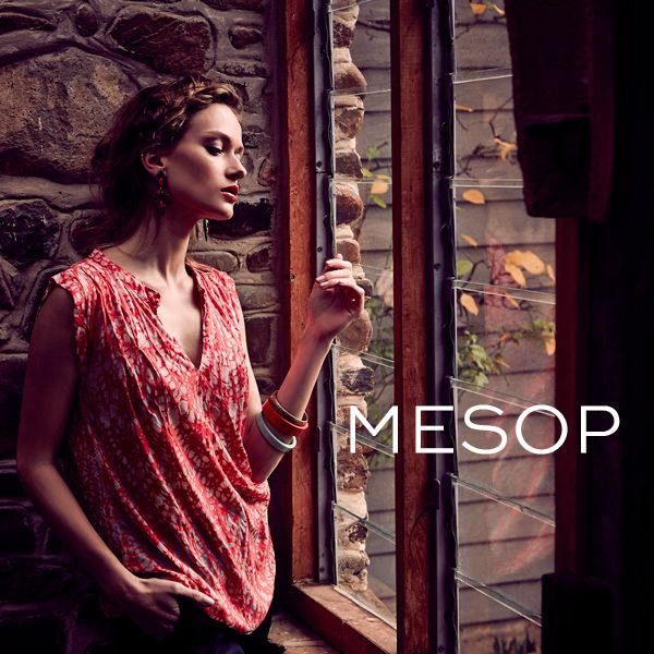Mesop Summer 2014 #newcollection #mesop