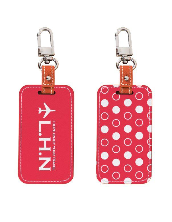 [바보사랑] 원하는 문구를 새길 수 있는 디자인 네임택 /네임택/열쇠고리/디자인소품/캐리어/미아방지택/Nameplate/Key ring/Design accessory