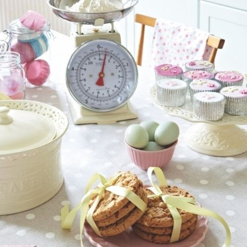 Sweet Country Life Simple Pleasures Kitchen Baking Day
