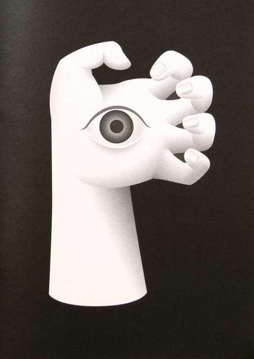 Jonathan Zawada, Big Mouth Zine / #illustration / Brands like us*