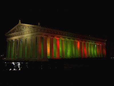 Jellystone Nashville Christmas Lights