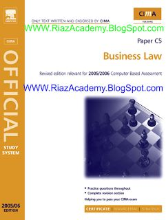 35 best riazacademy images on pinterest learning onderwijs and riaz academy cima c5 business law e book free download fandeluxe Choice Image