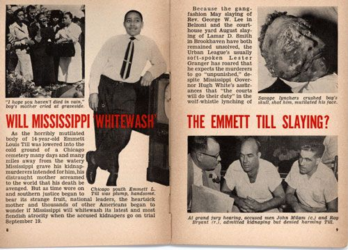 Mississippi Whitewash Emmett Till