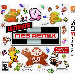 Video Gaming: Ultimate Nes Remix (Nintendo 3Ds, 2014) New, Sealed -> BUY IT NOW ONLY: $44.98 on eBay!