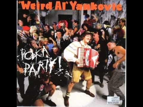 """Weird Al"" Yankovic: Polka Party! - Here's Johnny"