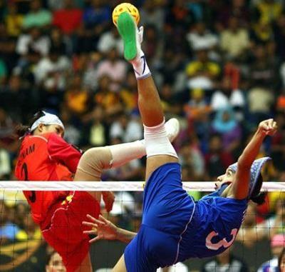 भारत ही महिला सेपकटकरा टीम आज यहां प्रारंभिक दौर के अपने अंतिम मैच में चीन से