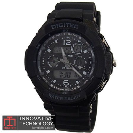jam tangan digitec DG-2013T hitam
