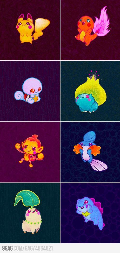 Cuter version of Pokemon!