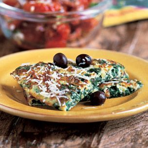 Swiss Chard Omelette | Food | Pinterest | Omelettes, Olives and Recipe